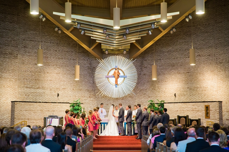 St. Basil the Great Cleveland Wedding