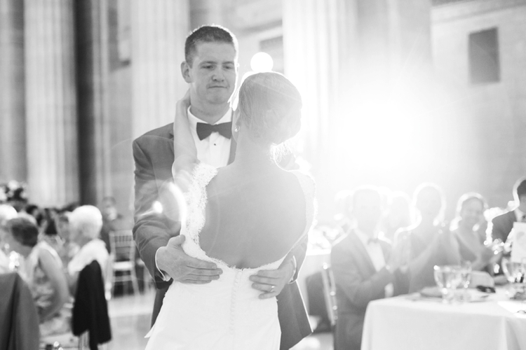 Cleveland City Hall Rotunda Wedding