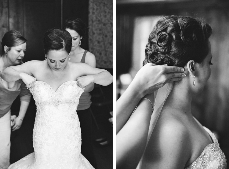 Natural Light Cleveland Wedding Photographer