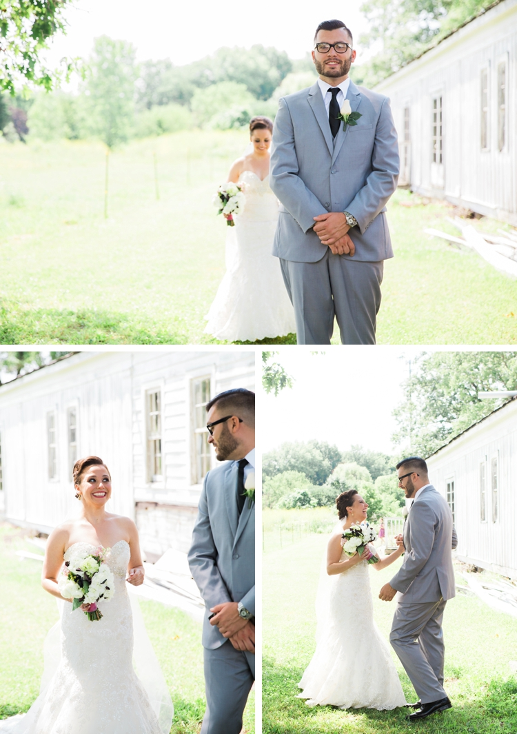 Cleveland Horse Farm Wedding