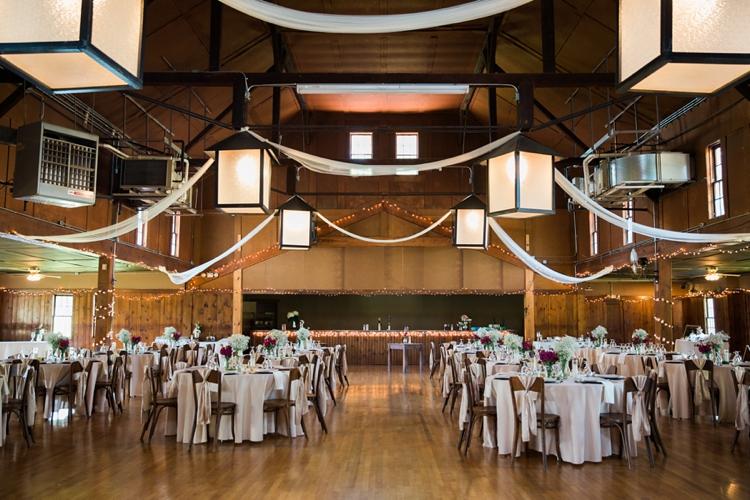 Vintage Columbia Ballroom Cleveland Wedding