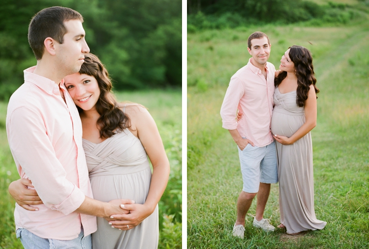 Virginia Kendall Lifestyle Maternity Photos