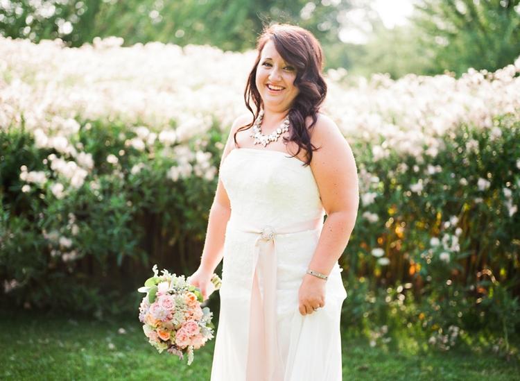 Patterson Fruit Farm Pastel Wedding