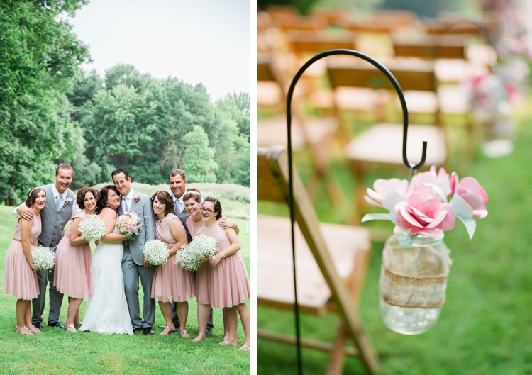 Patterson Fruit Farm Outdoor Wedding