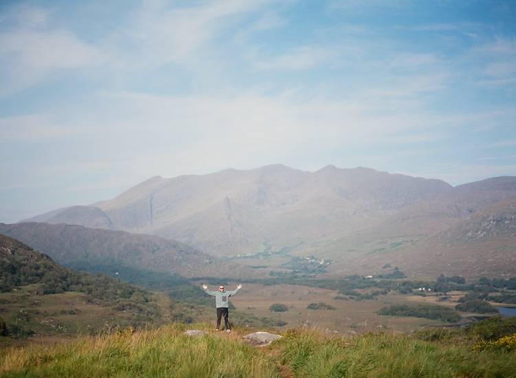 Ring of Kerry Film Photography