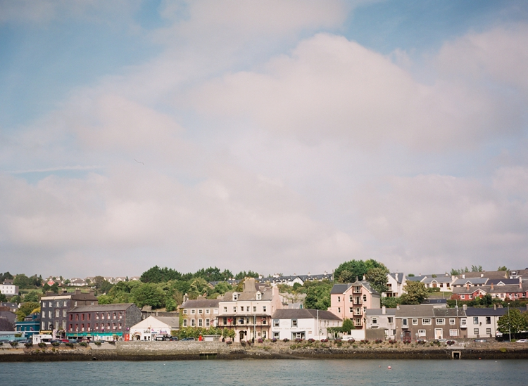 Kinsale Ireland Harbor