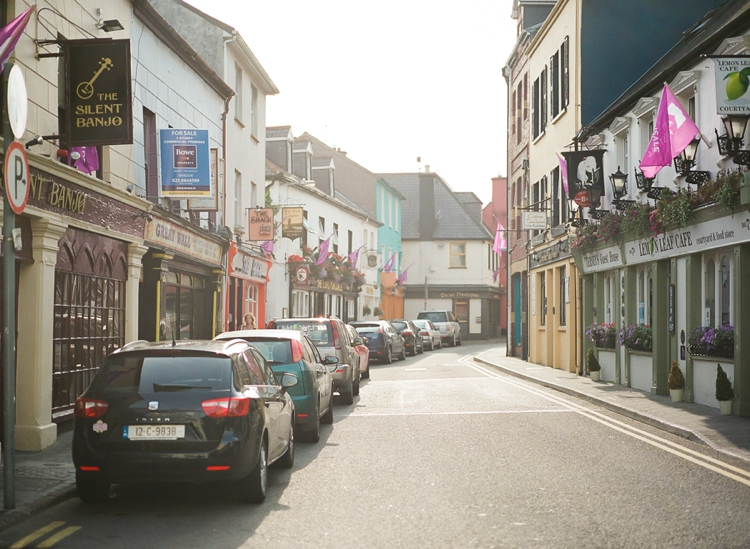 Kinsale Ireland Street