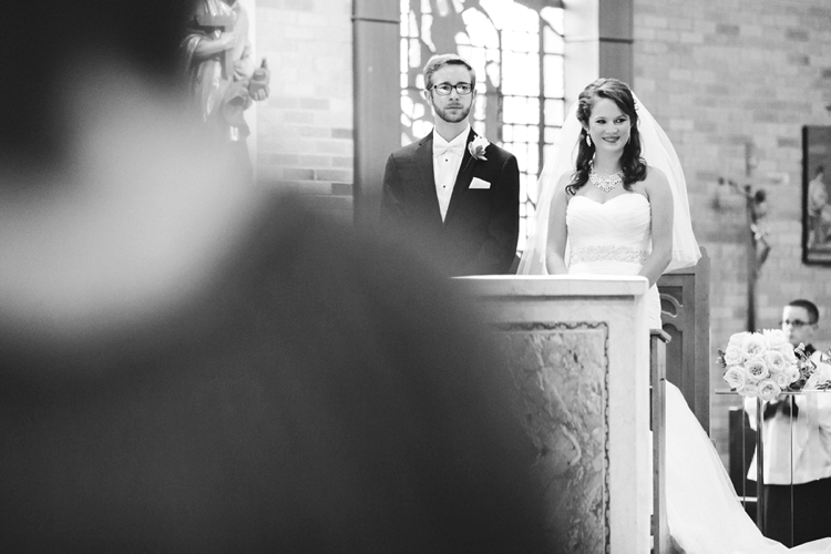 St. Albert the Great Cleveland Wedding