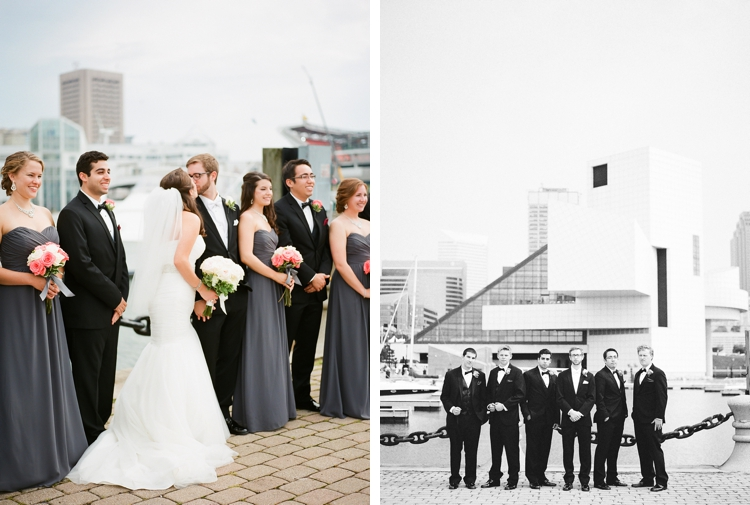 Rock and Roll Hall of Fame Wedding Photos