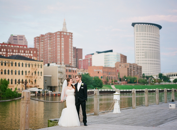 Windows on the River Wedding