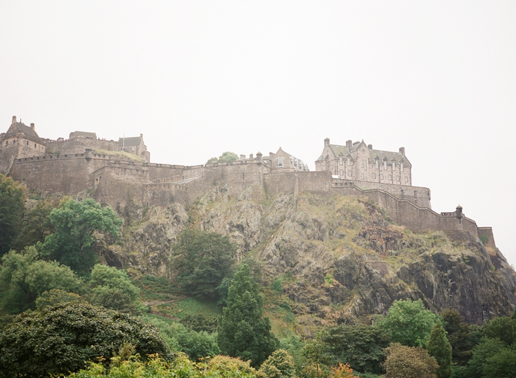 Edinburgh Scotland Fine Art Photographer