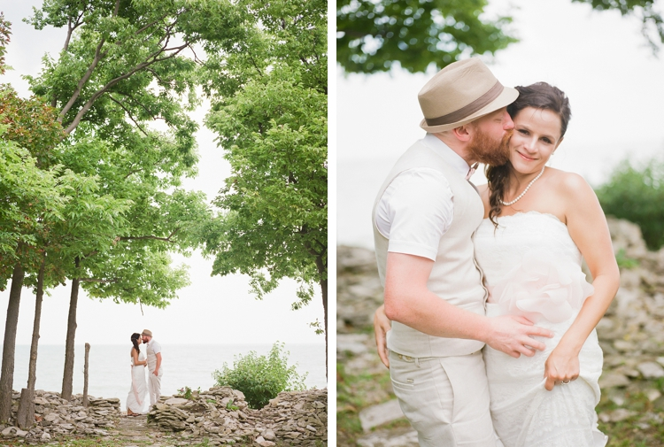 Kelley's Island Summer Wedding