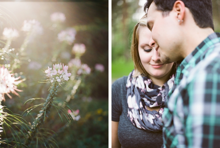 Schoepfle Gardens Engagement Photos