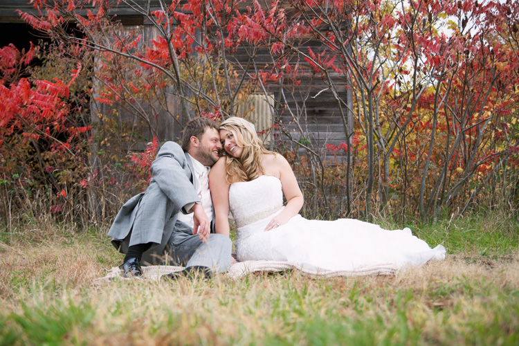 Rustic Cleveland Wedding Photographer