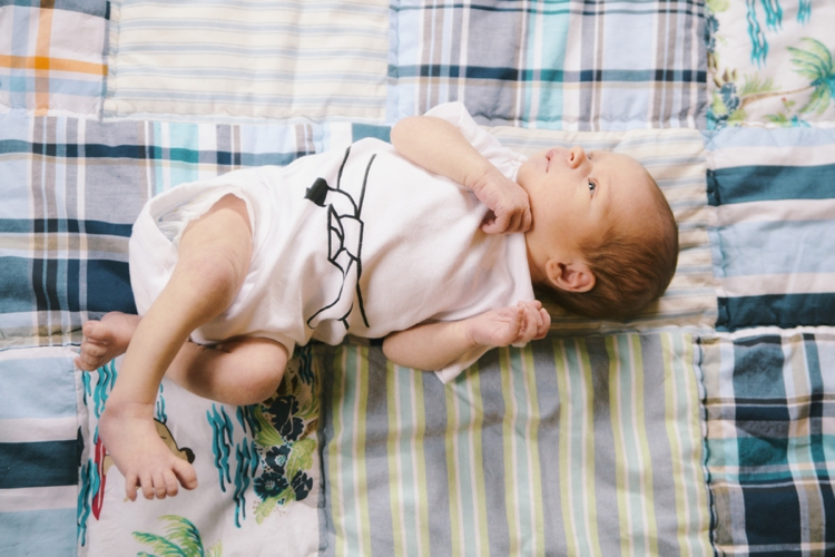 Canton Ohio Newborn Photo