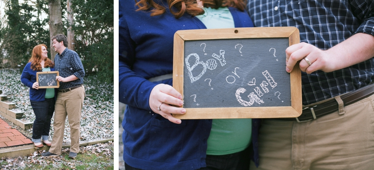 Akron Gender Reveal Session