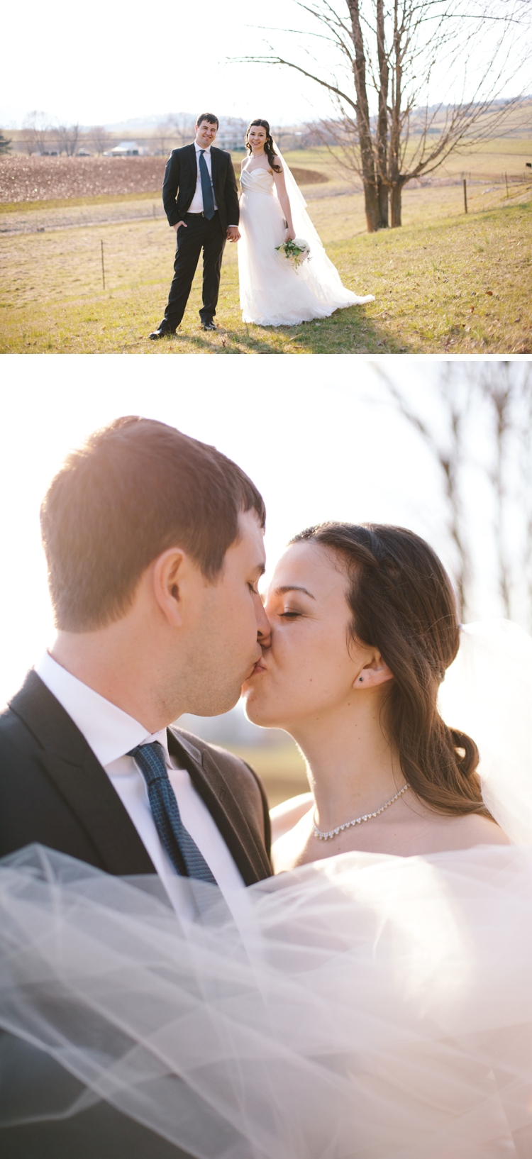 Rustic Lexington Virginia Mountain Wedding
