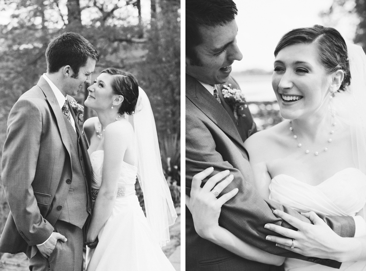 Rustic Wingfoot Lake Akron Wedding