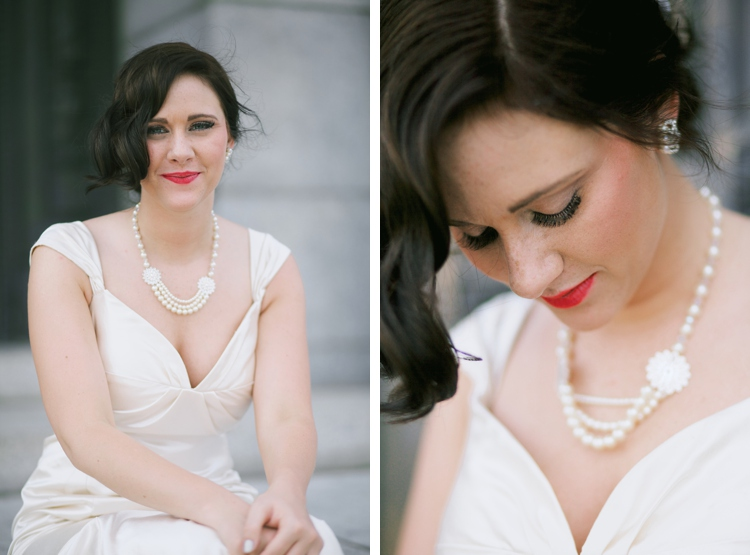 1920s Inspired Flapper Wedding