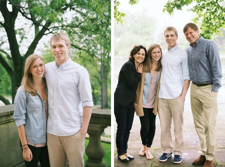 Wade Oval Family Session
