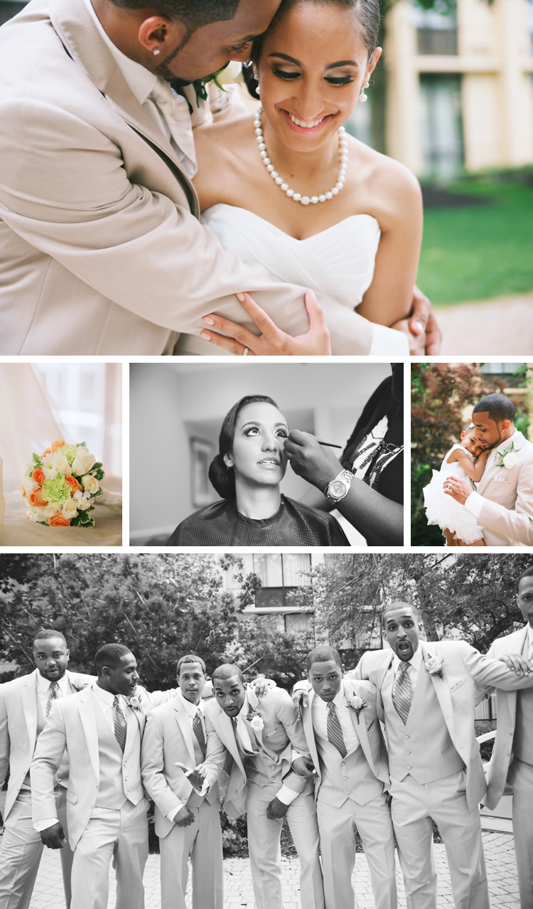 Formal Cleveland Wedding