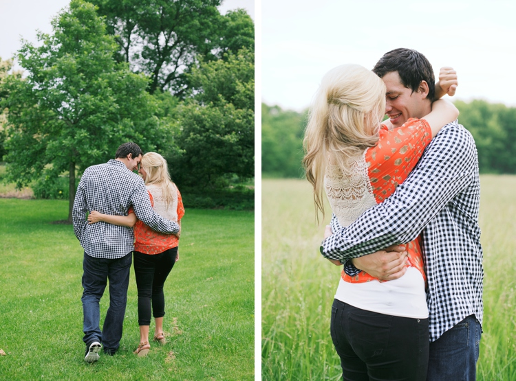 Holden Arboretum Engagement Session