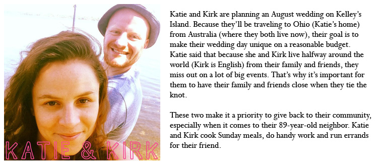 Katie and Kirk