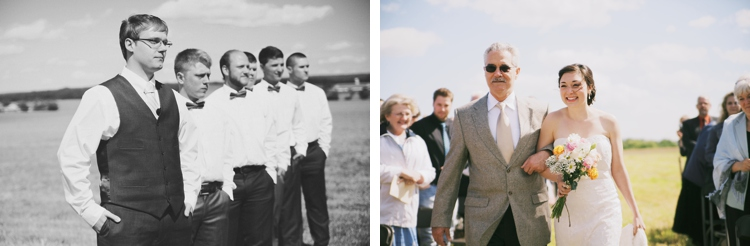 Altoona Pennsylvania Countryside Wedding