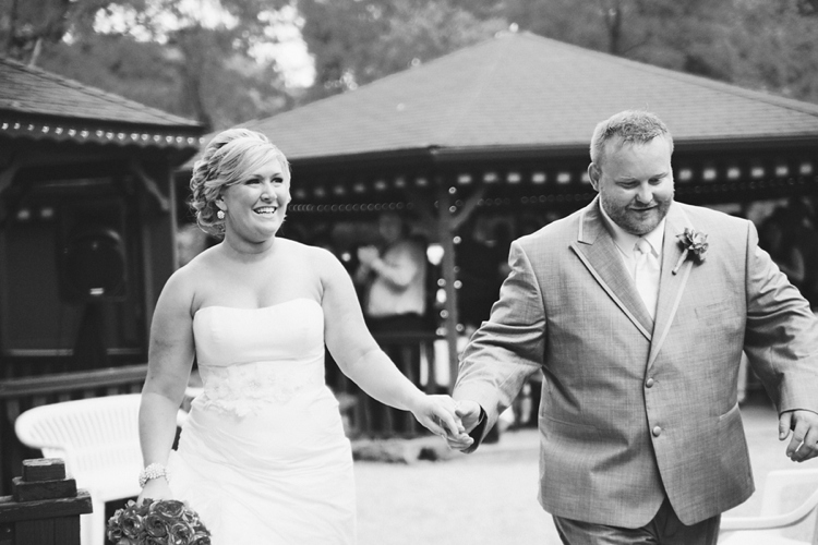 Cleveland Botanical Gardens Wedding