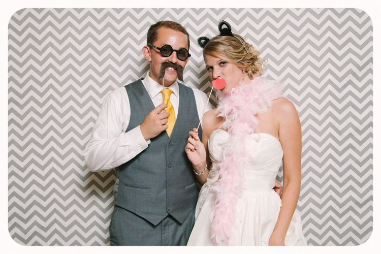 Cleveland Ohio Live Wedding Photobooth