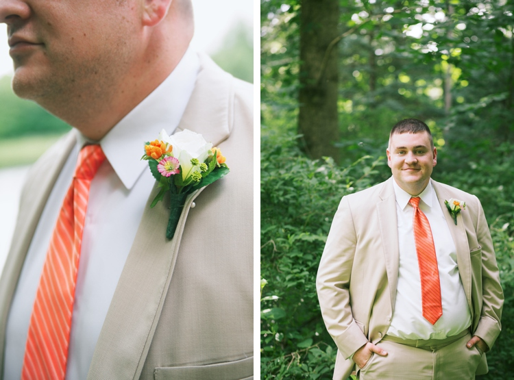 Outdoor Cleveland Ohio Wedding