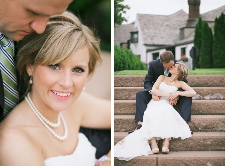 Portage Country Club Akron Ohio Wedding