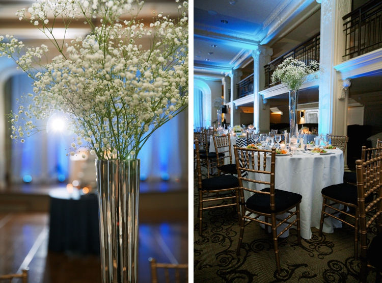Cleveland Ballroom at Park Lane Wedding