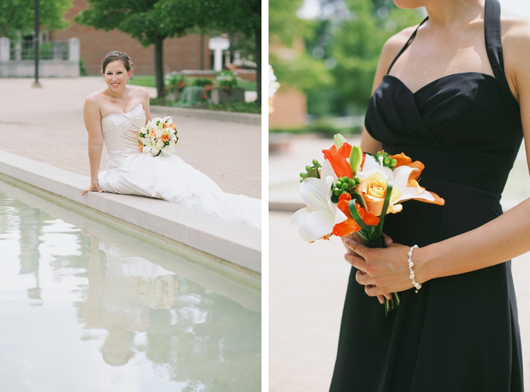The Elms Oxford Ohio Wedding