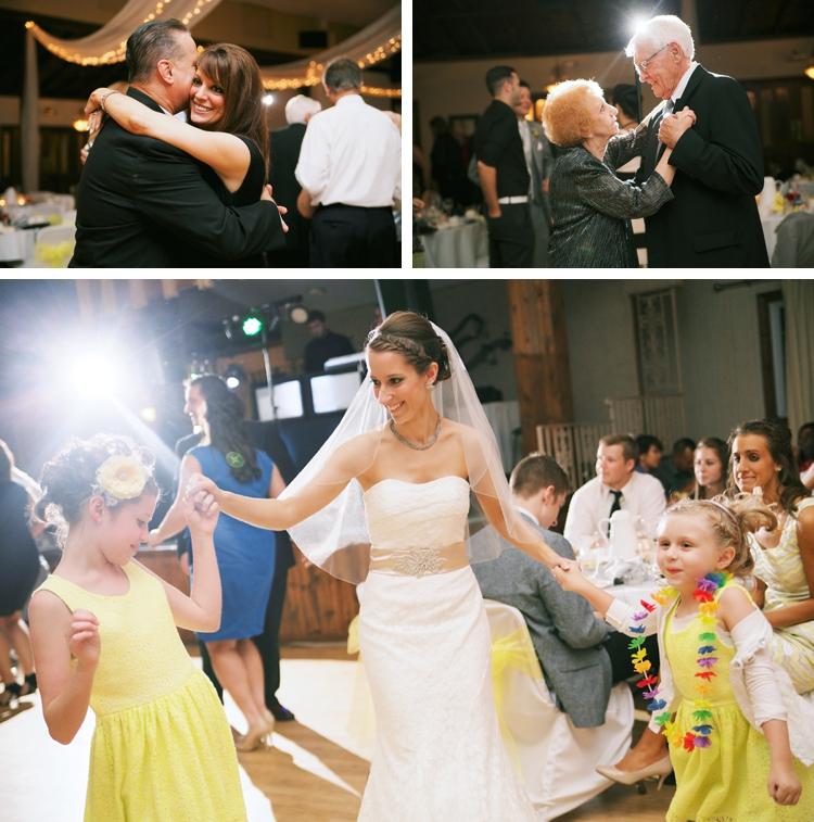 Cleveland Springvale Ballroom Wedding