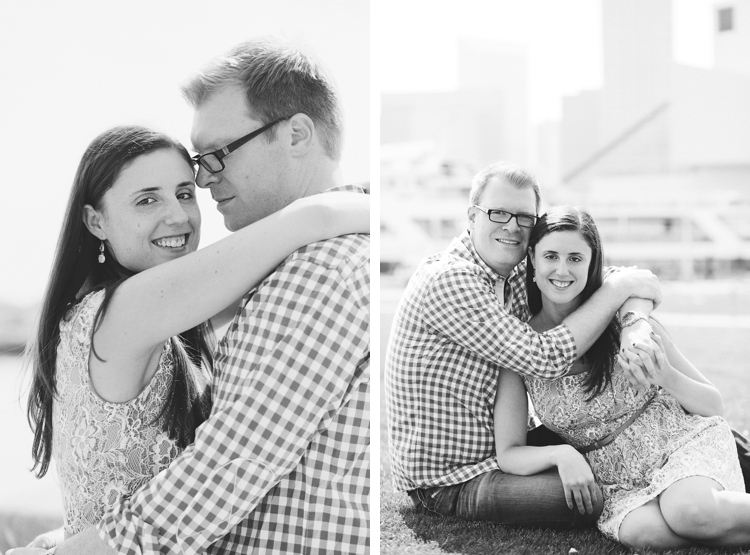 Downtown Cleveland Engagement Session