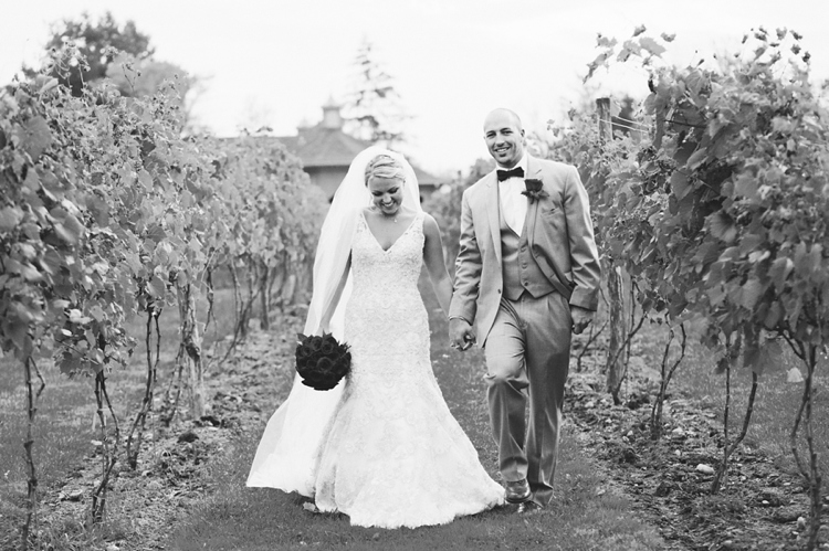 Canton Ohio Gervasi Vineyard Wedding