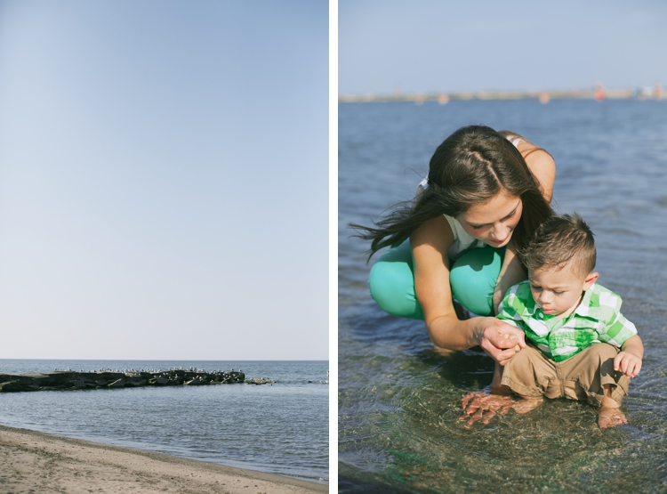 Cleveland Huntington Beach Family Session