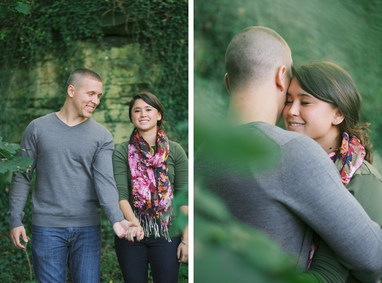 Kent Ohio Engagement Session