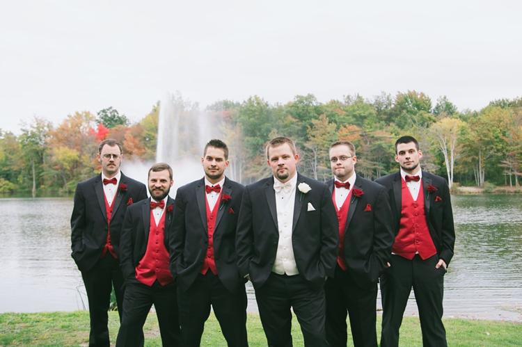 Vintage Cleveland Ohio Wedding