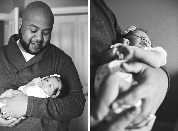 Cleveland Newborn Lifestlye Photos