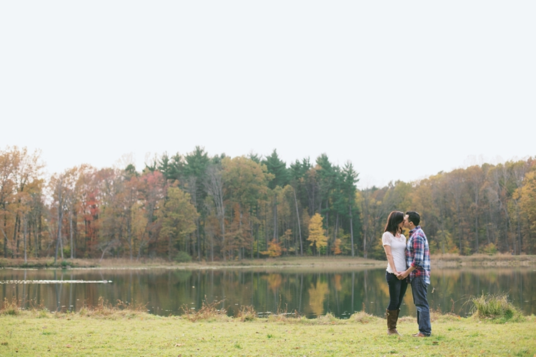 Cuyahoga Valley National Park Engagement Photos