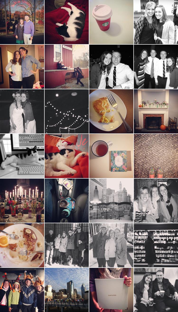 November Instagram