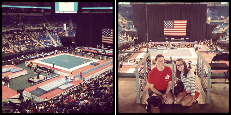 Visa National Gymnastics Championships