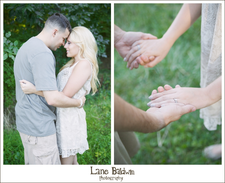 Cleveland Engagement Photos