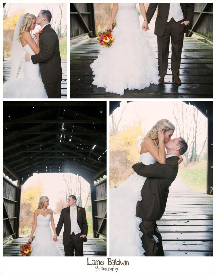 Brookside Farms Ohio Wedding
