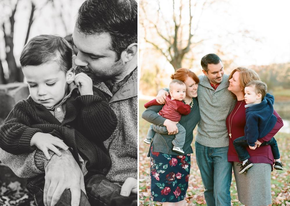 Hines Hill Peninsula Ohio Family Photos