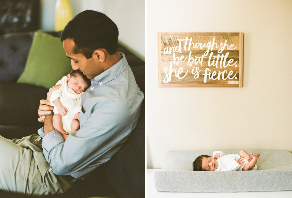 At-Home Cleveland Baby Photographer