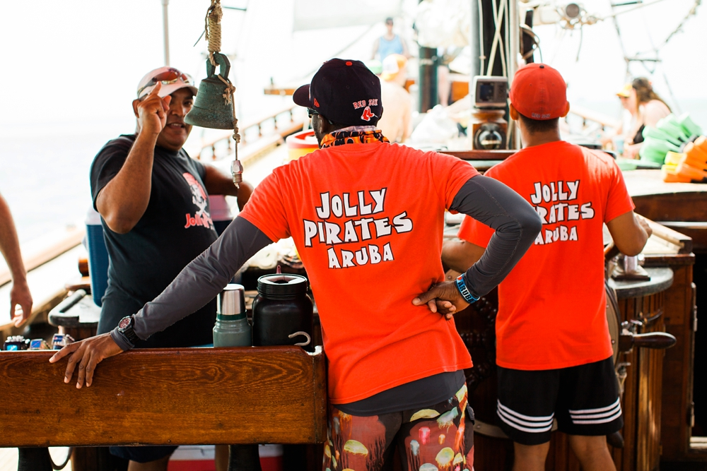 Jolly Pirates Snorkel Cruise Aruba