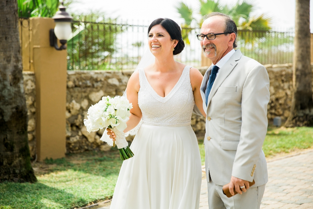 Boardwalk Hotel Aruba Wedding